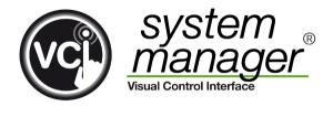 Picture of 6 - VCI System Manager